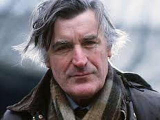 Image of Ted Hughes